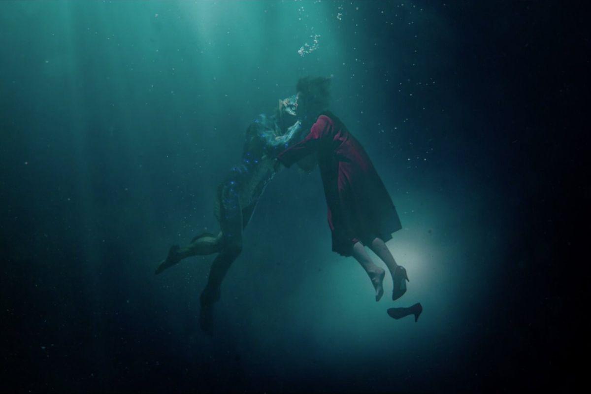 Η «Μορφή του Νερού» είναι η αποθέωση του φανταστικού λαϊκού σινεμά
