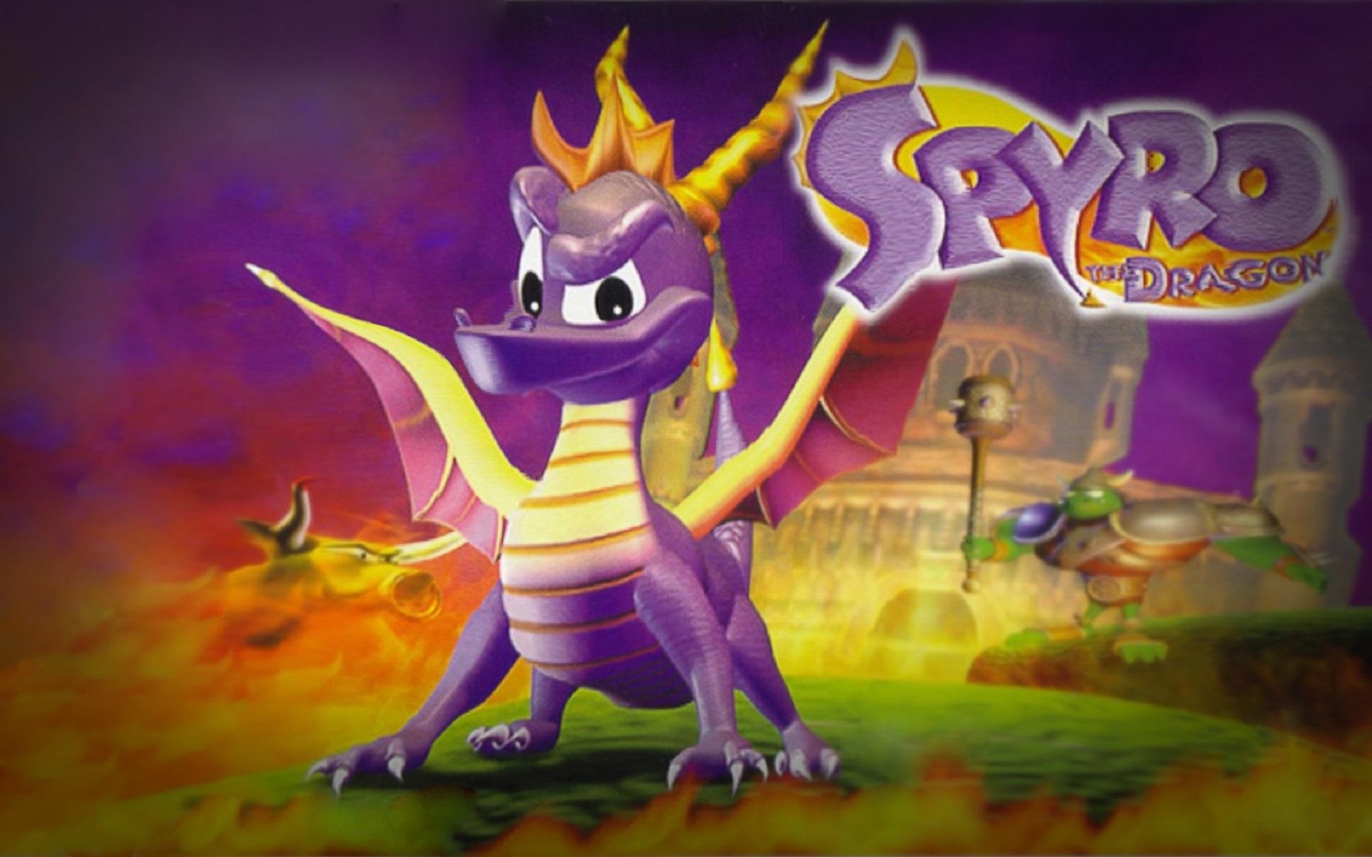 Φήμες θέλουν τον Spyro the Dragon να επιστρέφει πανηγυρικά φέτος στο PS4