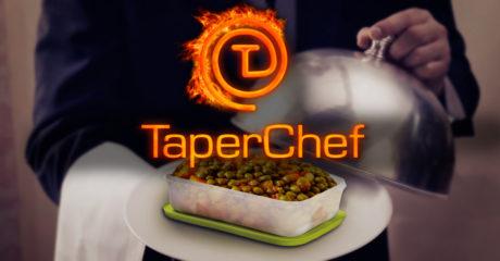 Ανέβασε μια φωτογραφία του ταπερ σου και γίνε ο επόμενος TAPER CHEF