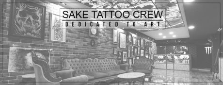 Το Sake Tattoo Crew στο Χαλάνδρι είναι το μεγαλύτερο tattoo studio στην Ελλάδα