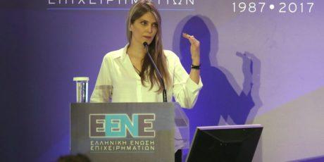 Καϊλήτερη ευρωβουλευτής της Ευρώπης βγήκε η Εύα Καϊλή