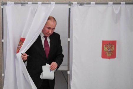 Για άλλα έξι χρόνια θα είναι μαζί μας το φαβορί του Παΐσιου, Βλάντιμιρ Πούτιν