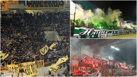 Διακοπή πρωταθλήματος: Πώς θα περνάνε πλέον τις Κυριακές τους οι οργανωμένοι οπαδοί