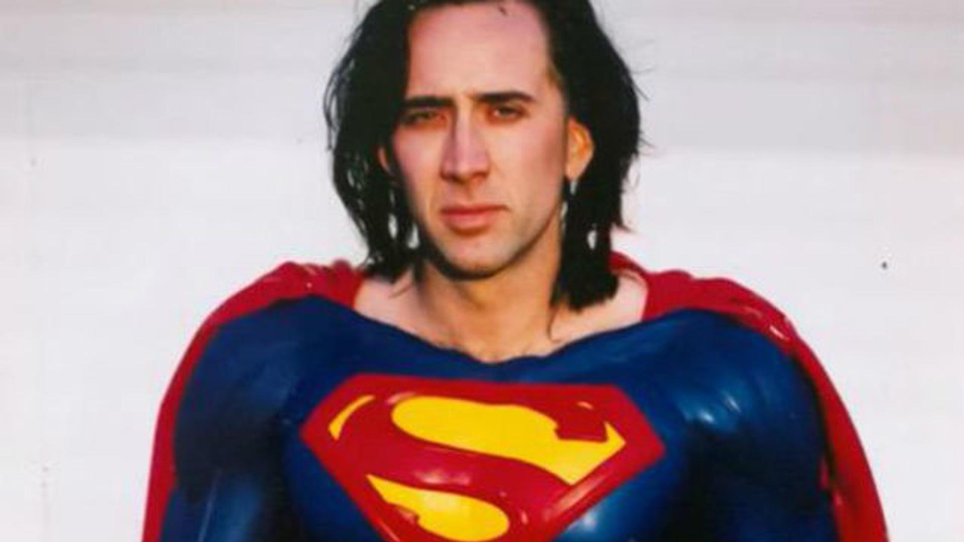 Χίλια μπράβο στον Nicolas Cage που θα είναι ο Superman στην πρώτη ταινία των Teen Titans