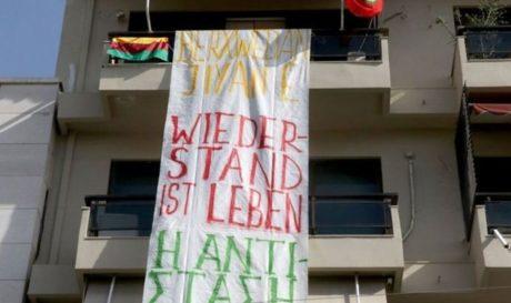 Κρήτη: Αντιεξουσιαστές εισέβαλαν στο γερμανικό προξενείο και έστειλαν e-mail στον Ερντογάν