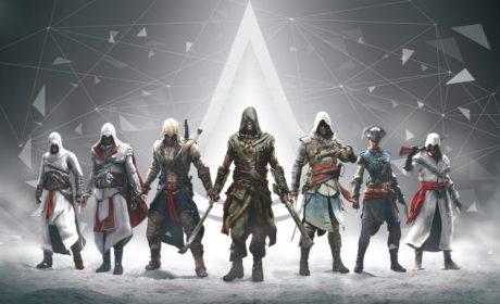 Φήμες θέλουν το επόμενο Assassin's Creed να παθαίνει αρχαίο ελληνικό πολιτισμό