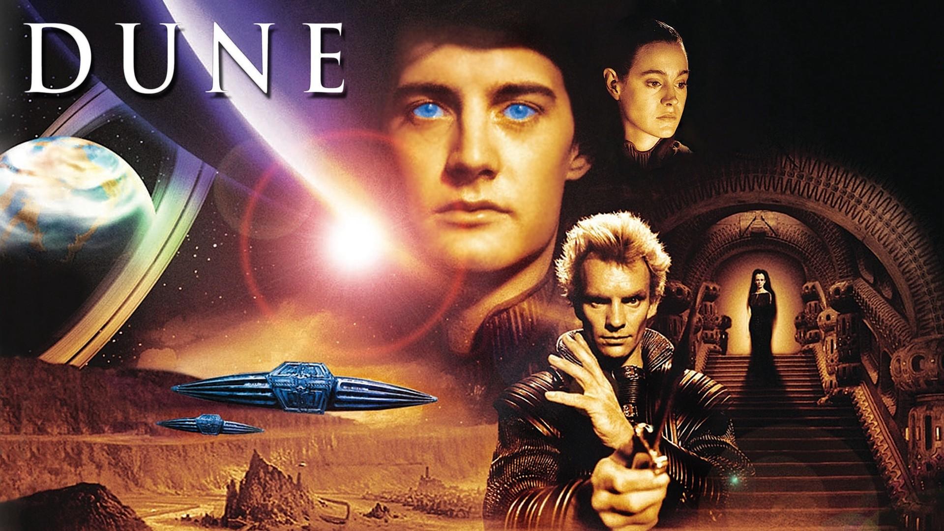 Ο Ντενί Βιλνέβ το παίρνει πάνω του και υπόσχεται τουλάχιστον δύο ταινίες Dune