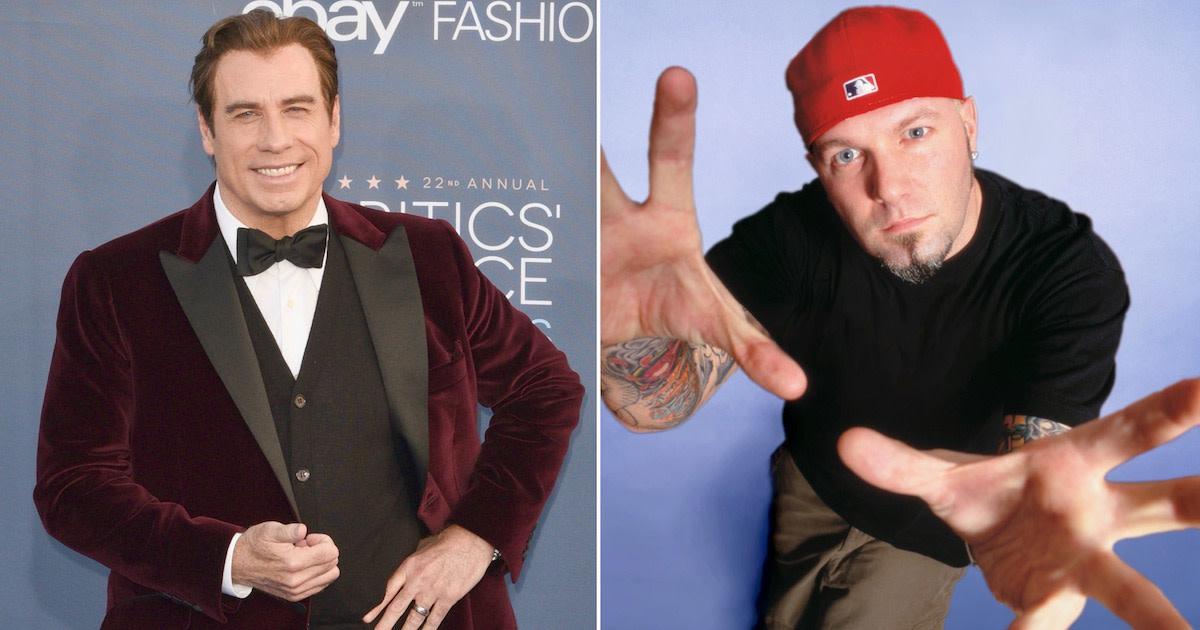 Κριντζάρετε μαζί μας με το ότι ο τραγουδιστής των Limp Bizkit γυρίζει θρίλερ με τον John Travolta ως στόκερ