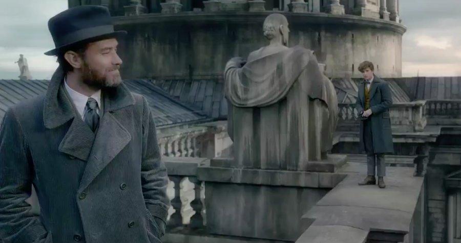Είδαμε το πρώτο trailer του Fantastic Beasts 2 και βγάλαμε γούστα με τον νεαρό Ντάμπλντορ