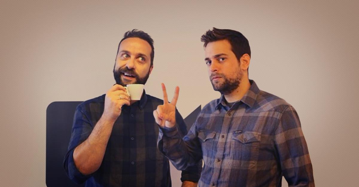 Ο Jeremy και ο Zήσης Ρούμπος ανεβαίνουν Θεσσαλονίκη για δύο παραστάσεις