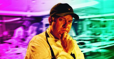 Ο καραβανέας Μποτρίνι στο Hell's Kitchen είναι ό,τι πάει στραβά με την ελληνική τηλεόραση