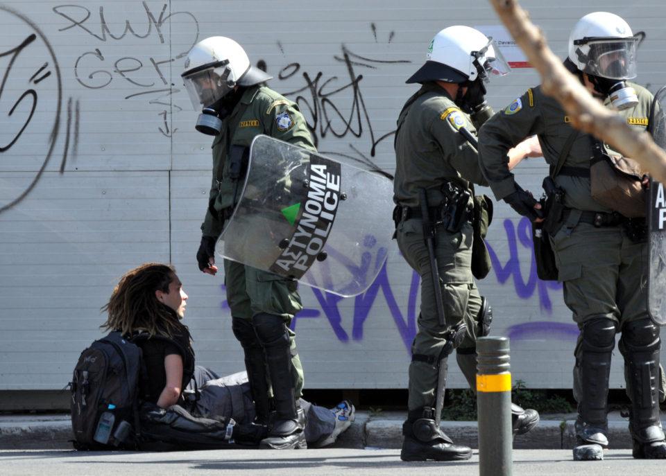 Η εριστική αγάπη της ελληνικής αστυνομίας: η περίπτωση του Μάριου Ζέρβα