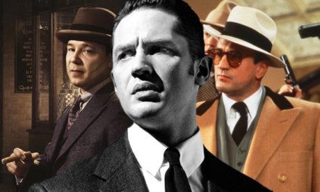 Πλησιάζει η ώρα που θα δούμε τον Tom Hardy ως Al Capone στη μεγάλη οθόνη