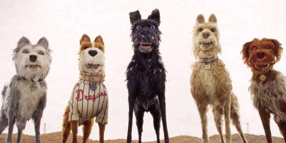 Τα σκυλιά του «Isle of Dogs» που δίνουν συνέντευξη είναι ό,τι πιο Wes Anderson κυκλοφορεί στο internet