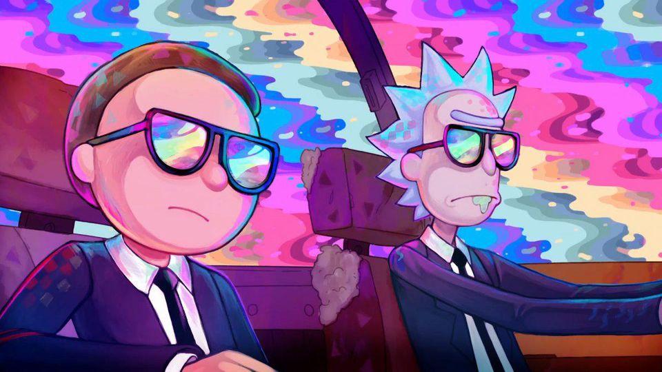 ΝΑΙ ΓΤΧ, οι Rick και Morty πρωταγωνιστούν στο νέο videoclip των Run the Jewels