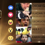 Ποδοσφαιρικά όσκαρ Ά αντρικού ρόλου 2018