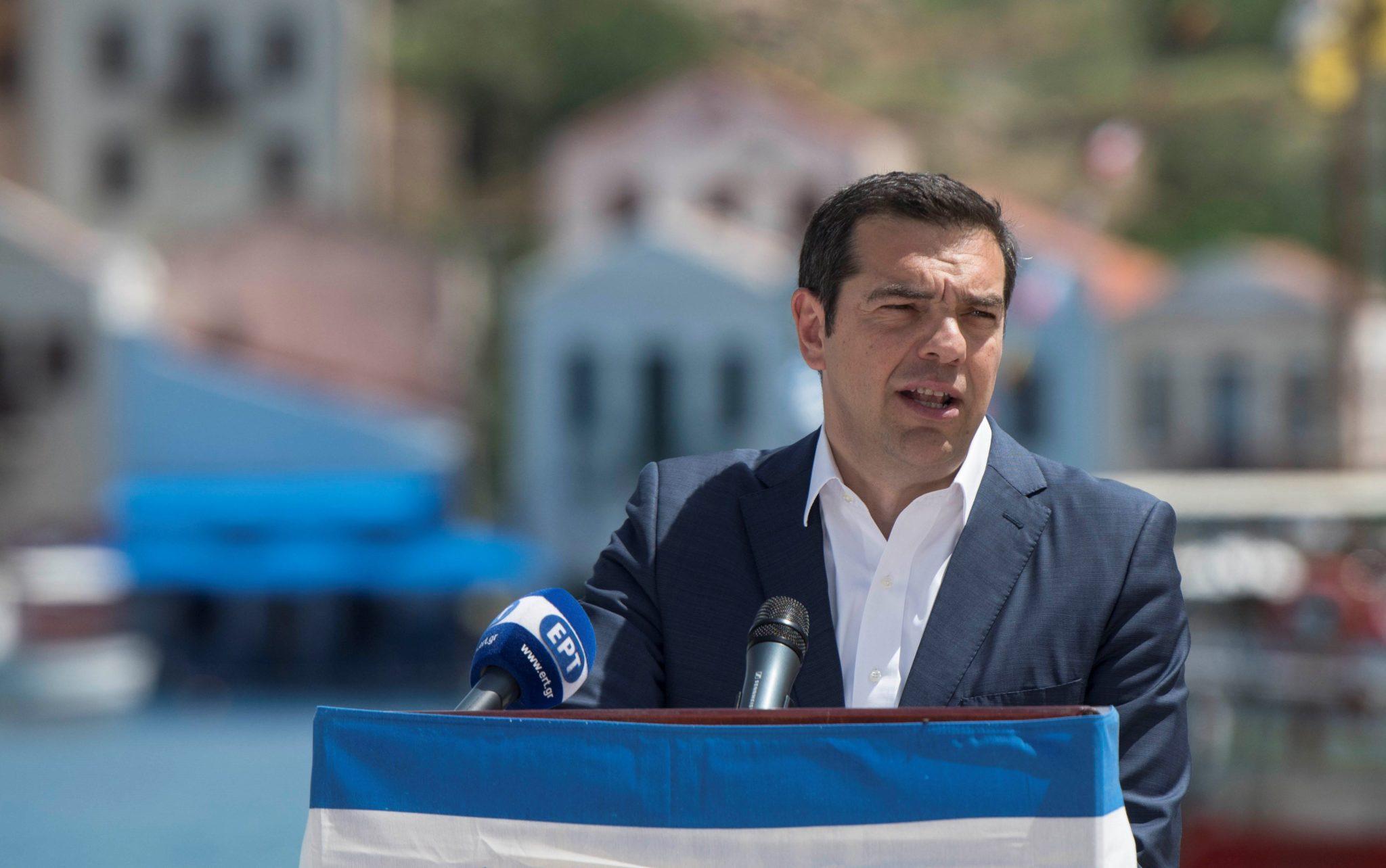 Ψαράς σε νησί – αποβατικό στόχο των Τούρκων εκφράζει στον πρωθυπουργό την ανησυχία του για το πρωτάθλημα της ΑΕΚ
