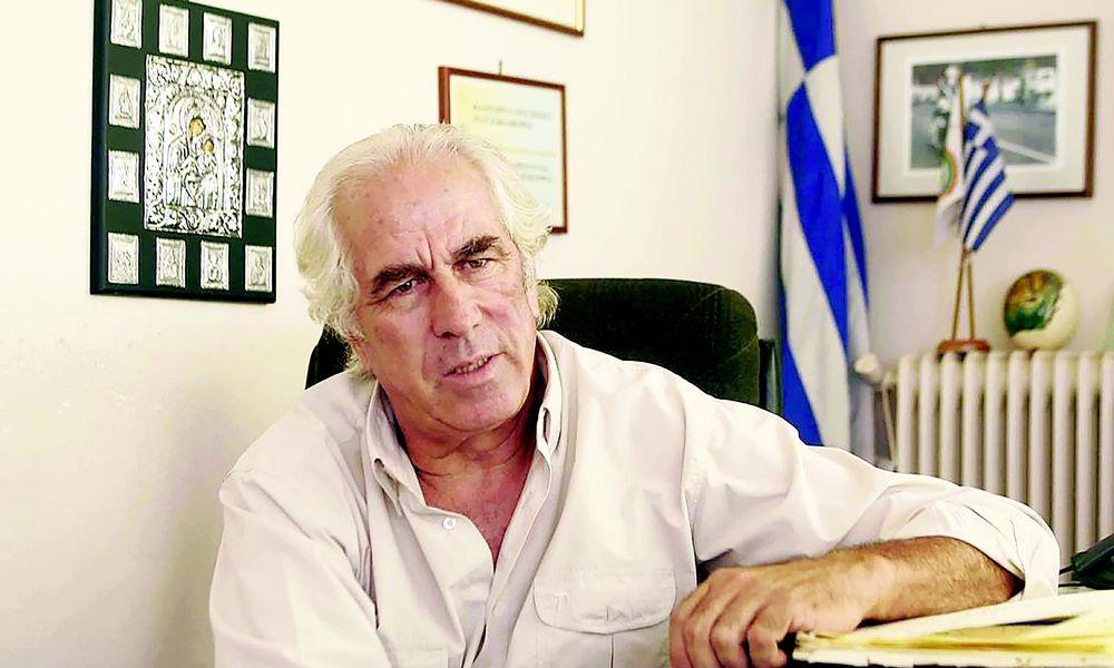 Ηλεία: Για έναν χαλαρό εμπρησμό συνελήφθη ο πρώην δήμαρχος της Ζαχάρως