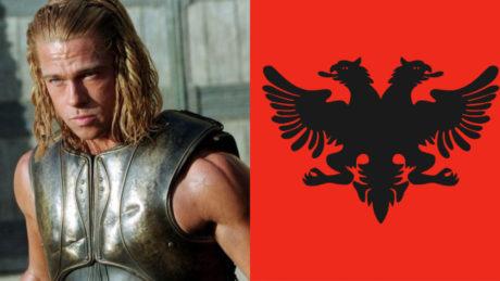 Η είδηση ότι ο Αχιλλέας ήταν Αλβανός είναι η τελευταία συνωμοσία ενάντια στην πατρίδα μας