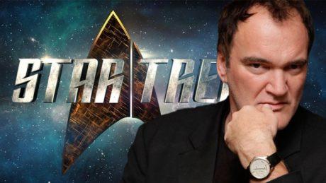 Υπάρχουν τρία ολάκερα σενάρια για το Star Trek 4 κι ένα απ' αυτά είναι του Κουέντιν Ταραντίνο