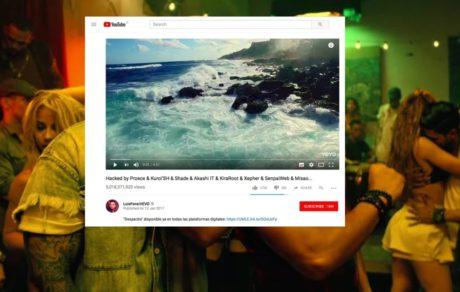 Ηρωική επιχείρηση χάκερ εξαφάνισε το Despacito από το Youtube