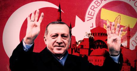Όταν ο Palpatine της Τουρκίας, Ταγίπ Ερντογάν, ήταν η όχι χειρότερη επιλογή της χώρας