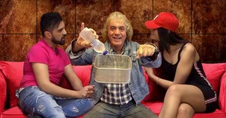Power of Love Vs Τάκης Τσουκαλάς: Tο υποψήφιο αριστούργημα της ελληνικής τηλεόρασης