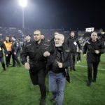 40 μέρες μετά, ο Σκουτέρης αποφάσισε ότι δεν φταίει η ΑΕΚ για το όπλο του Σαββίδη