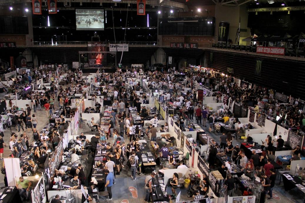 Γιατί θα γίνει και φέτος χαμός στο 12ο Αthens International Tattoo Convention