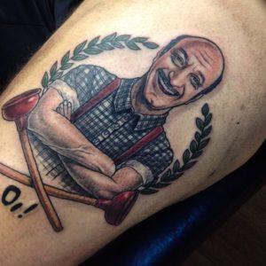 Δείξε μου το tattoo σου να σου 'πω ποιος είσαι