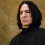Ξενερωμένος με τον ρόλο του ως Severus Snape ήταν ο αείμνηστος Άλαν Ρίκμαν