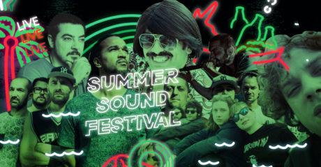 To Summer Sound Festival έρχεται για να φέρει την παραλία στην πόλη, αν η πόλη δεν πάει στην παραλία