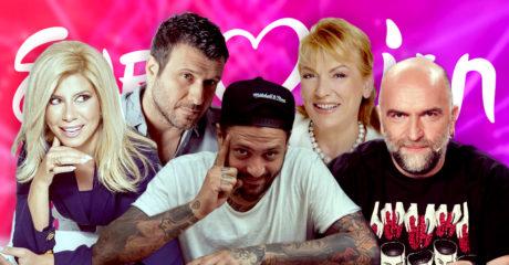 Κάν'το όπως η Παπαρίζου: Οι επώνυμοι που έπρεπε να στείλουμε στην Eurovision