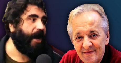 Ο κος Αυγολέμονος τηλεφωνεί στην εκπομπή του Γεωργίου και κάνει αρχοντικό comeback
