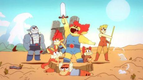 Το θρυλικό Thundercats ξανάρχεται και μάλλον θα προκαλέσει την οργή του Μάμρα