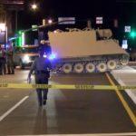ΗΠΑ: Τυπάς την κοπανάει με τανκ από στρατιωτική βάση, ζει το αληθινό GTA
