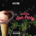 Αυτή την Τετάρτη θα σεληνιαστούμε με το Epic Full Moon Party στο Bolivar