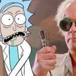 O Doc Brown ψήνεται να σκάσει μύτη στο Rick and Morty, η επιστήμη σηκώνει ήδη τα χέρια ψηλά