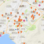 Αυτός είναι ένας χάρτης με όλα τα σημεία συγκέντρωσης αγαθών και αλληλεγγύης για τους πληγέντες
