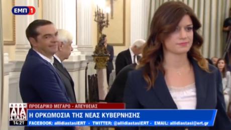 """Ο Τσίπρας """"τσεκάρει"""" την Νοτοπούλου"""