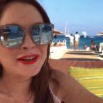 Στο τροπικό Παναιτώλιο γυρίζει ριάλιτι η Λίντσεϊ Λόχαν, γιατί το Αγρίνιο είναι το νέο Μαϊάμι