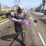 Παίξτε Grand Theft Auto V ως Thanos, καταστρέψτε το μισό Λος Σάντος