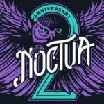 Η Noctua γίνεται Δύο Χρονών και μας καλεί σε ένα ξεχωριστό Open Day