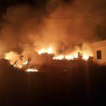 Ρακοκάζανο ανατινάζεται στην Κρήτη, η περιοχή θυμίζει Φουκουσίμα