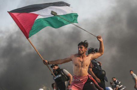 Ίσως η πιο δυνατή φωτογραφία της δεκαετίας τραβήχτηκε σημερα στη Γάζα
