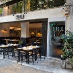 Το «Cupola» έχει τη φιλική και γιορτινή ατμόσφαιρα ενός καθημερινού ιταλικού τραπεζιού