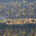 Η ΑΕΚ κάνει υπέρβαση στο μπάτζετ μοιράζοντας 40.000 σημαιάκια στο ματς με τη Μπάγερν