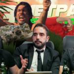 3 Μέτρα Offside s02e08: Σπαλιάρας , La Bogrita και Uefa Mafia