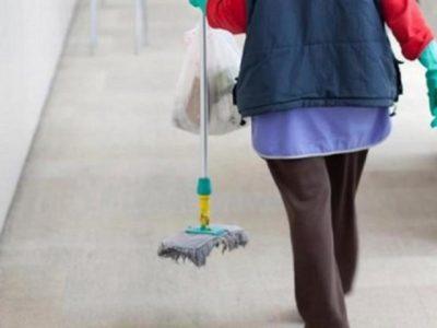 Και διαγραφή ενσήμων έφαγε η 53χρονη καθαρίστρια, μάλλον γιατί προλαβαίνει να τα ξανακερδίσει