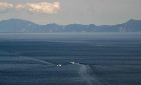 Αθόρυβα έσβησε ένα νησάκι στην Ιαπωνία, αποφάσισε να κάνει βουτιά για πάντα